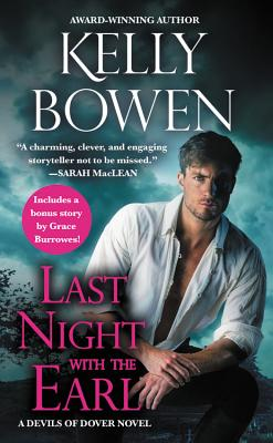Last Night With the Earl: Includes a bonus novella (The Devils of Dover #2) Cover Image