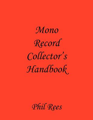 Mono Record Collector's Handbook Cover Image