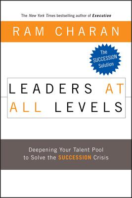 Leaders at All Levels Cover
