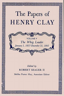 Cover for The Papers of Henry Clay, 9