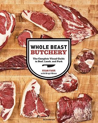 Whole Beast Butchery Cover