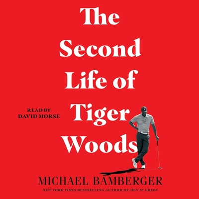 The Second Life of Tiger Woods cover