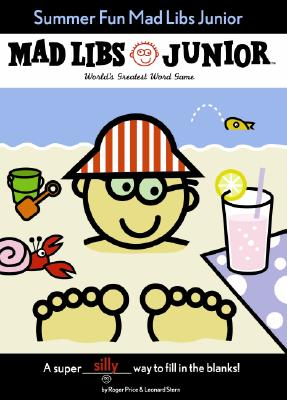 Summer Fun Mad Libs Junior Cover Image