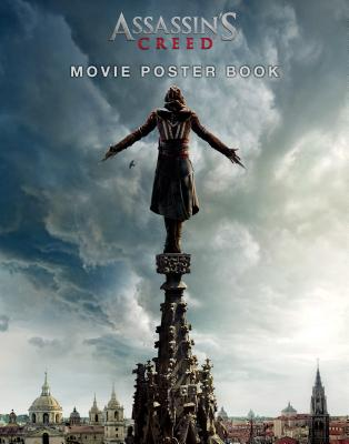 Assassin's Creed Movie Poster Book Cover