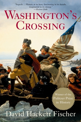 Washington's Crossing Cover Image