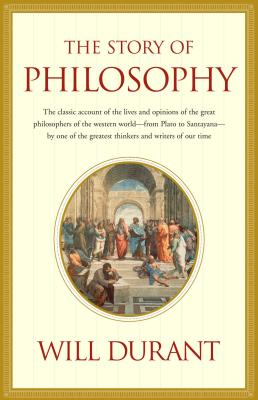 Story of Philosophy Cover Image