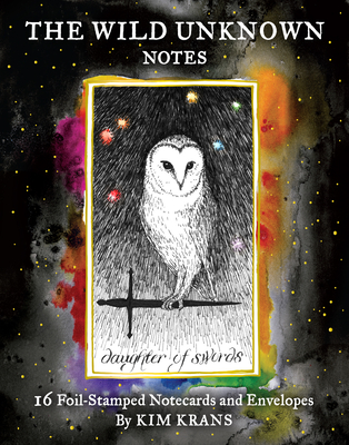 The Wild Unknown Notes: 16 Foil-Stamped Notecards and Envelopes Cover Image