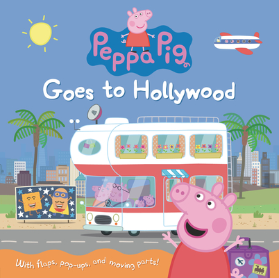 Peppa Pig Goes to Hollywood Cover Image