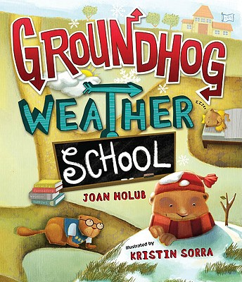 Groundhog Weather School Cover