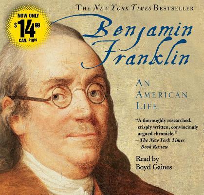 Benjamin Franklin: An American Life Cover Image