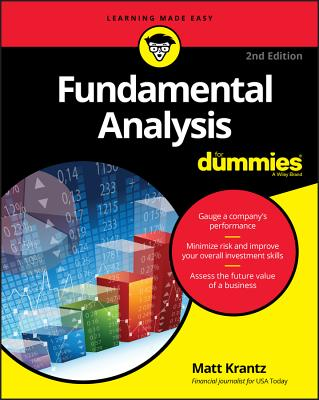 Fundamental Analysis for Dummies Cover Image