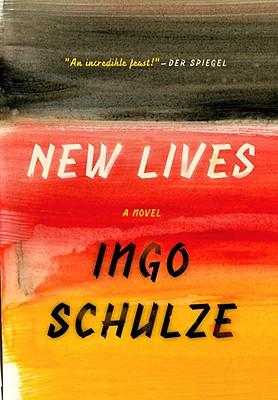 New Lives Cover