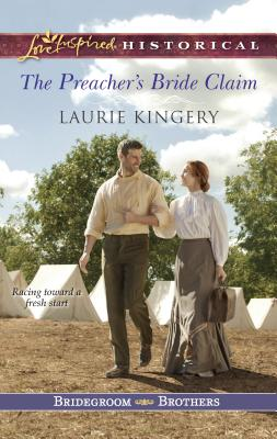 The Preacher's Bride Claim Cover