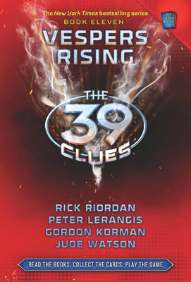 Vespers Rising (The 39 Clues, Book 11) Cover Image