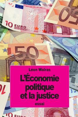 L'Économie politique et la justice Cover Image