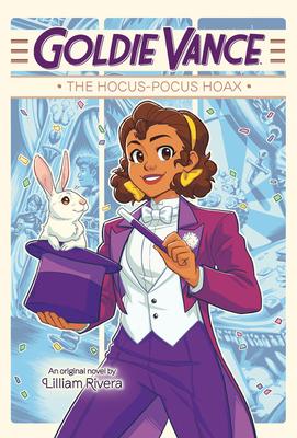 Goldie Vance: The Hocus-Pocus Hoax Cover Image