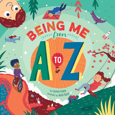 Being Me from A to Z Cover Image
