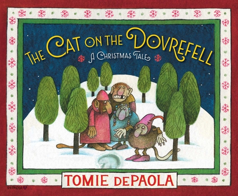 The Cat on the Dovrefell: A Christmas Tale Cover Image