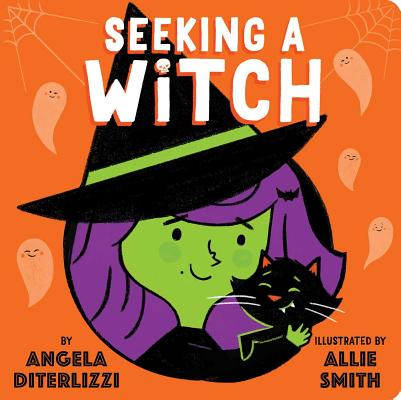 Seeking a Witch Cover