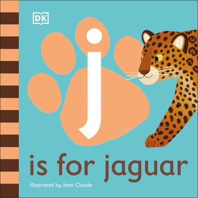 Cover for J is for Jaguar
