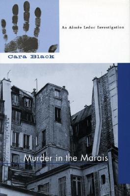 Murder in the Marais Cover