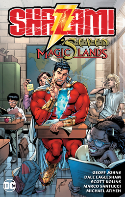 Shazam And The Seven Magic Lands Cover Image