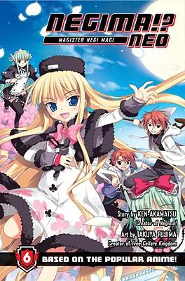 Negima!? Neo 6 Cover