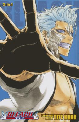 Bleach (3-in-1 Edition), Vol. 8 cover image