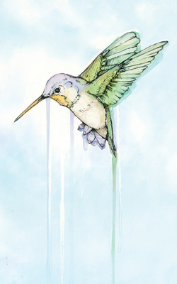 Hummingbird: Essays Cover Image