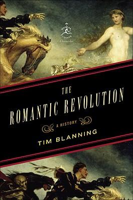 The Romantic Revolution Cover