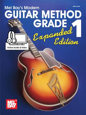 Modern Guitar Method Grade 1, Expanded Edition Cover Image