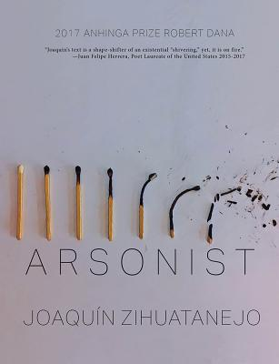 Arsonist Cover Image