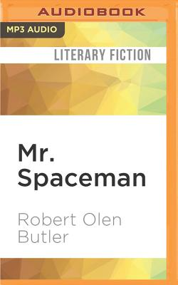 Cover for Mr. Spaceman