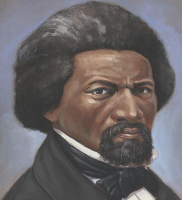 Frederick's Journey: The Life of Frederick Douglass (A Big Words Book #8) Cover Image