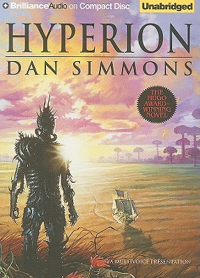 Hyperion (Hyperion Cantos #1) Cover Image