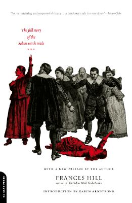 A Delusion Of Satan: The Full Story Of The Salem Witch Trials Cover Image
