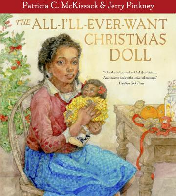 The All-I'll-Ever-Want Christmas Doll Cover