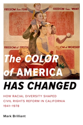 The Color of America Has Changed Cover
