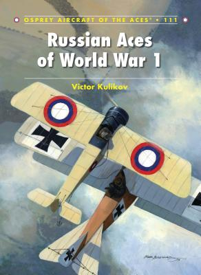 Russian Aces of World War 1 Cover
