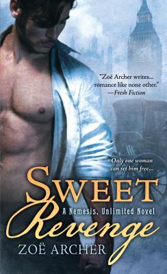 Sweet Revenge: A Nemesis Unlimited Novel Cover Image