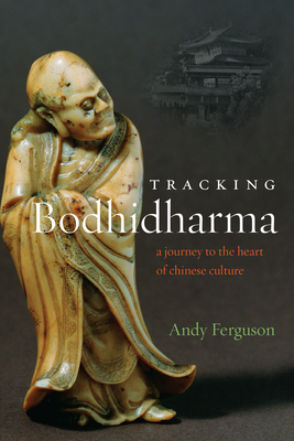 Cover for Tracking Bodhidharma