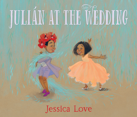 Juliàn at the Wedding Cover Image