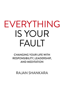 Cover for Everything Is Your Fault