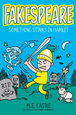 Fakespeare: Something Stinks in Hamlet Cover Image