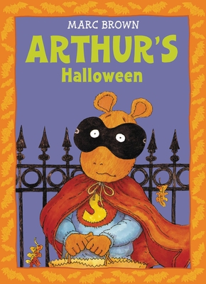 Arthur's Halloween: An Arthur Adventure Cover Image