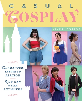 Cover for Casual Cosplay