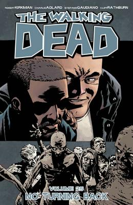 The Walking Dead, Volume 25 Cover