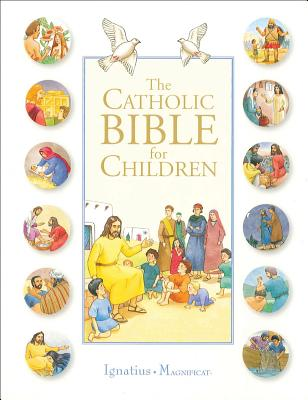 The Catholic Bible for Children Cover