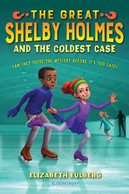 The Great Shelby Holmes and the Coldest Case Cover Image