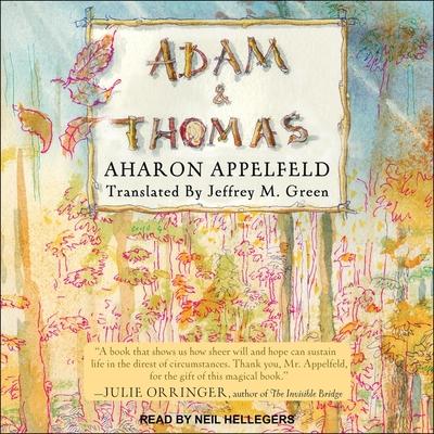 Adam and Thomas Lib/E Cover Image